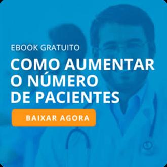 Baixar Ebook: Como aumentar o número de pacientes