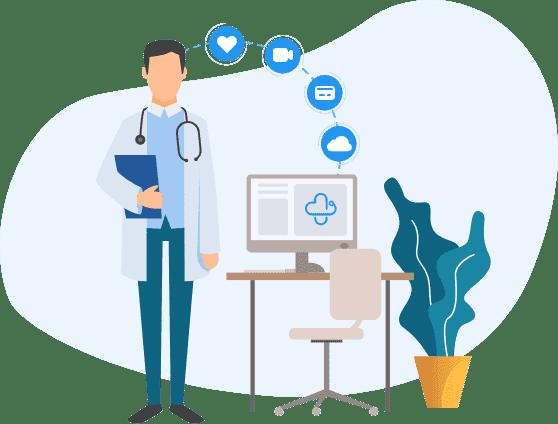 Gerencie sua clínica com um software médico completo